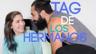 TAG DE LOS HERMANOS (ELIAS CAMPOS) - NATH CAMPOS