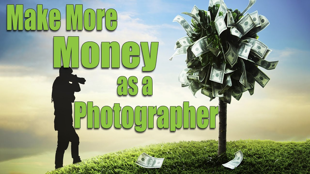 How To Make More Money as a Photographer - Barry Callister Photography