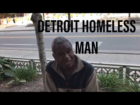DETROIT HOMELESS STORIES