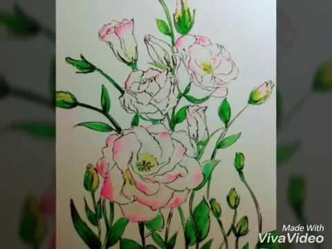 """Đơn giản chỉ là Vẽ """"Hoa"""""""