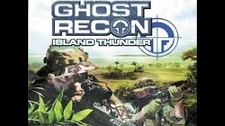 TOMMY CLANCY GHOST RECON ISLAND THUNDER highly comprressed 150 mb size pc game