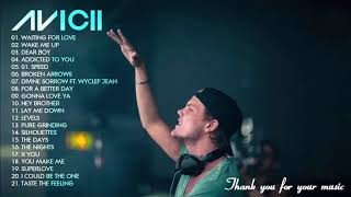 Avicii Tribute Mix 2018 Video
