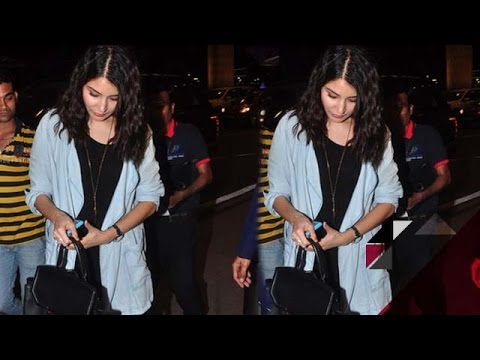 Anushka Sharma couldn't board her flight to London | EXCLUSIVE Mp3