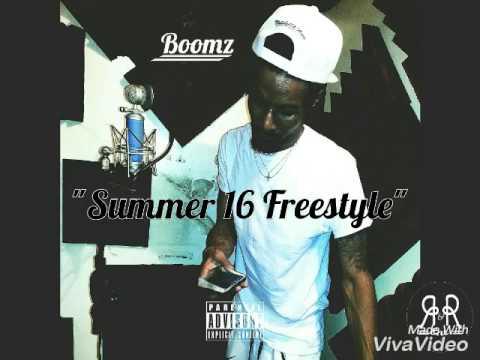 Boomz - Summer 16 Freestyle #100Sixteens