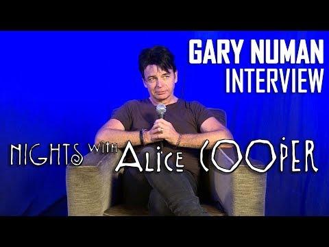 """Cars"" creator Gary Numan talks new album ""Savage"", writing an epic novel, Tubeway Army,  and more!!"