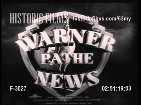 F-3027: WARNER PATHE NEWS