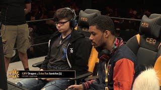 Гранд финал СЕО 2019 по Mortal Kombat 11 (Dragon vs SonicFox) / Видео