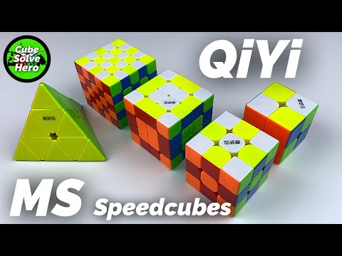 New QiYi MS SpeedCubes   SpeedCubeShop.com