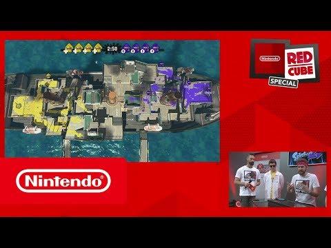 Nintendo à la gamescom 2017 - Jour 1