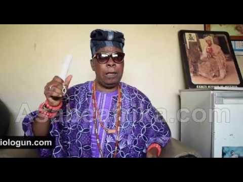 How Ogboni saved Gen  Diya from Sani Abacha - Egbeji