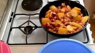 видео: Готовим быстро и сытно: любителям правильного питания не смотреть!