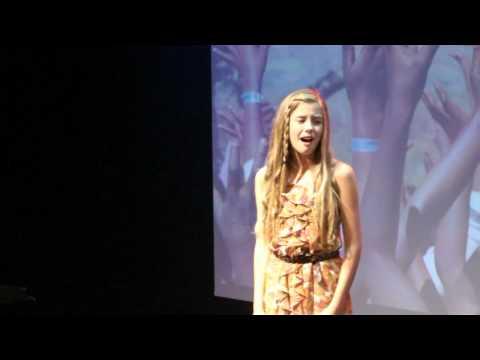 I WISH, HOME the musical by Scott Alan: Mallory Bechtel
