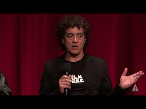 Academy Conversations: Filmworker