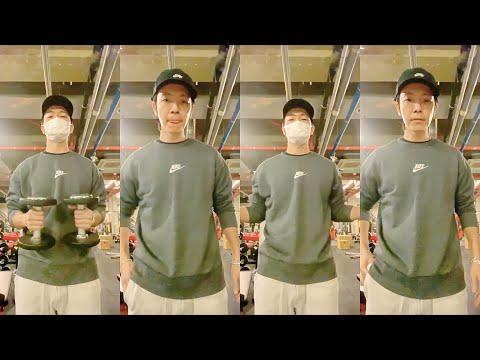 "[ENG/ESP/INDO/RUS SUB] Lee Donghae ""Good Morning World Morning Workout 6AM"""