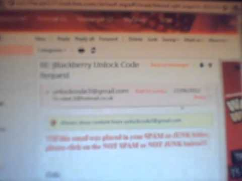 How To Unlock Any Blackberry For Free! STILL WORKING AS OF
