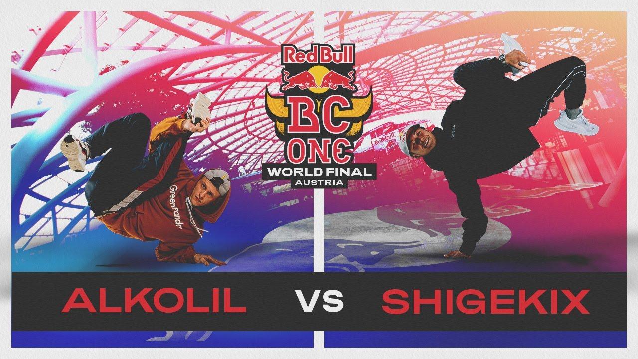 Download B-Boy Alkolil vs B-Boy Shigekix   Final   Red Bull BC One World Final Austria 2020