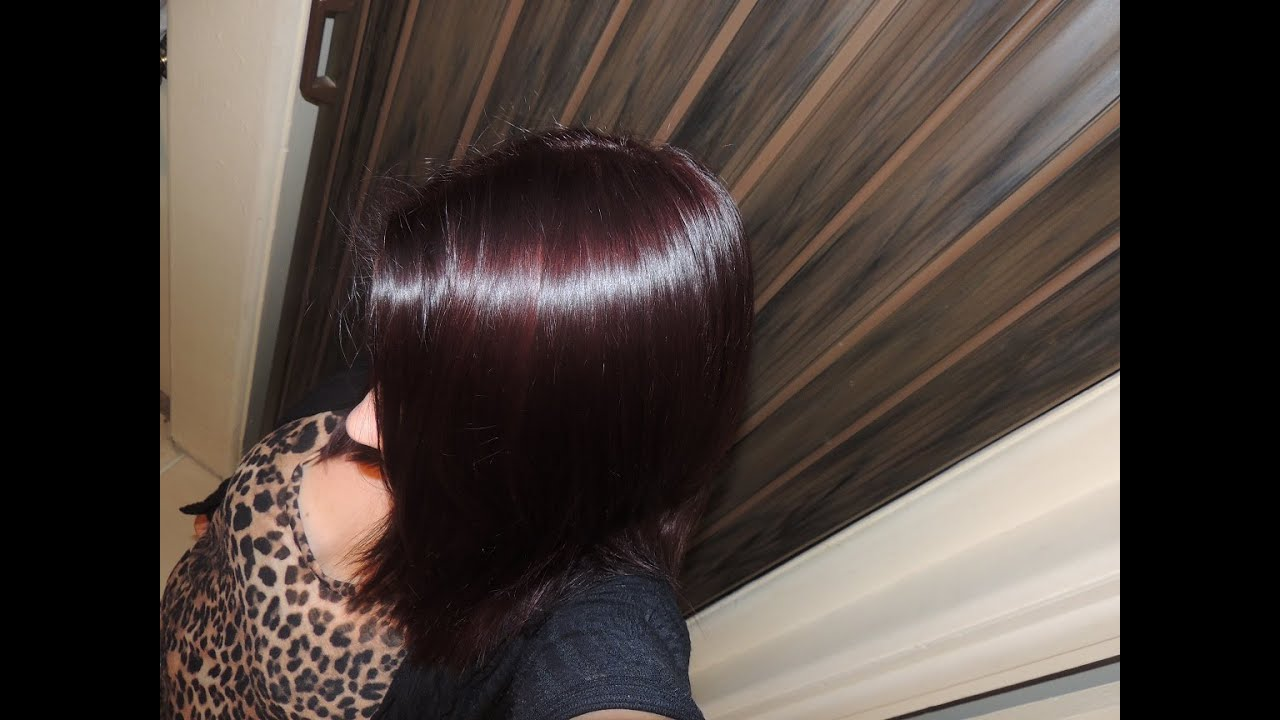 Review And Demo Of Schwarzkopf Color Ultime Hair Color In