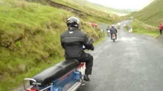 Honda 90 Stretch Limo Motorbike