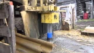 3  Спуско подъемные операции, финальная стадия и строительство канала(Бурение скважин на воду в Екатеринбурге., 2014-11-12T11:03:28.000Z)