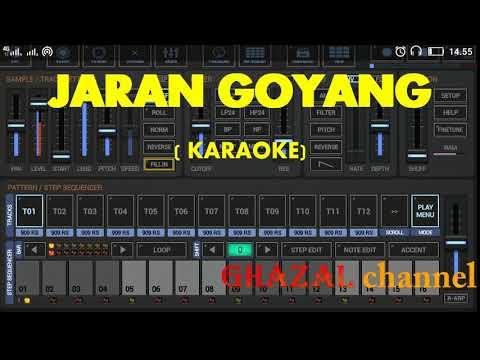 jaran goyang Karaoke cover music by Dj Fa'iZ