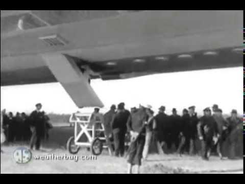 Hindenburg Disaster - Weather