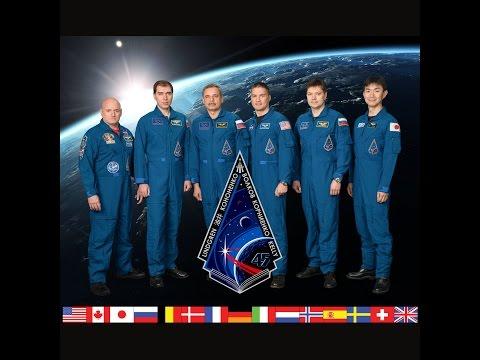 LIVE: US astronauts set for spacewalk
