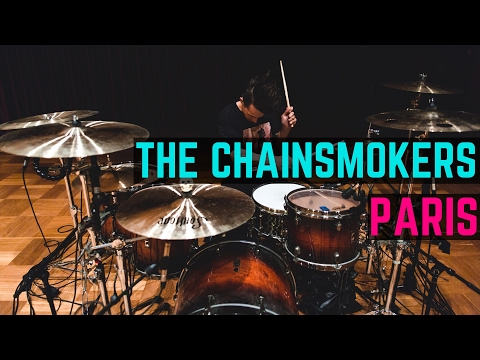 The Chainsmokers - Paris | Matt McGuire Drum Cover