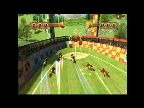 Harry Potter Quidditch World Cup Gameplay Xbox