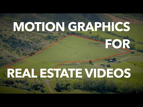 Easy Motion Tracking Graphics in FCPX for Real Estate Videos