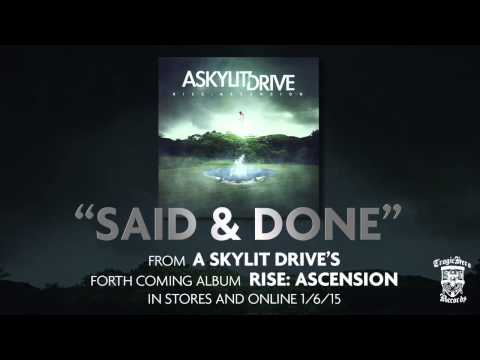 A SKYLIT DRIVE - Said & Done - Acoustic (Re-Imagined)