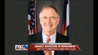 Colorado Department of Corrections Director shot