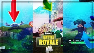 Where To Find The Crab, The Fox, And The Llama In Fortnite Battle Royale! All 3 Secret Locations FBR