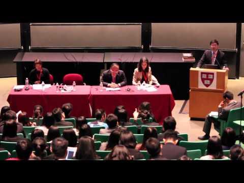 Harvard China Forum 2012: Winning in China's Surging Consumer Market