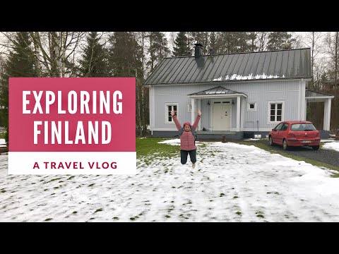 Travel Vlog: Weekend Discovery Trip to Finland | The G♥︎ddess Mum