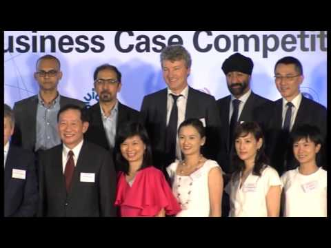 2016 HSBC/HKU Asia Pacific Business Case Competition Cocktail-cum-award Ceremony