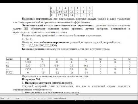Методы анализа - center-