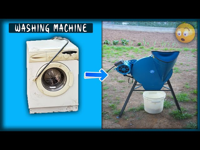 1 of IDEAS using Washing machine???