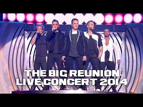5TH STORY - I CAN MAKE YOU FEEL GOOD (THE BIG REUNION LIVE CONCERT 2014)