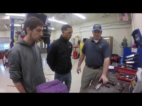 Garner High School Automotive