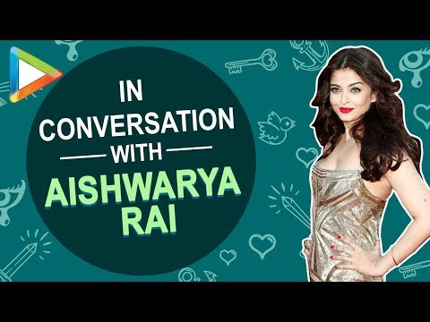 Aishwarya Rai Bachchan's TOPCLASS rapid fire on SRK,Ranbir Kapoor, Anil Kapoor, Karan Johar & etc