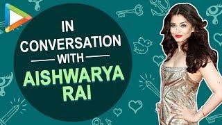 Aishwarya Rai Bachchan's TOP-CLASS rapid fire on SRK,Ranbir Kapoor, Anil Kapoor, Karan Johar & etc