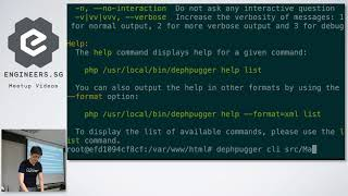 Dephpugger - Singapore PHP User Group
