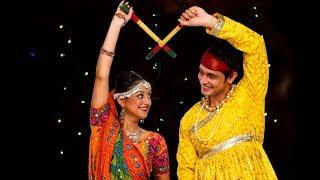 Dandiya dance मारी मां काली से कहना गरबा खेलेंगे || DEVISINGH MEHTA || LIFE LONG ||