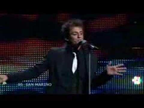 Eurovision Semi's 2008 - San Marino - Miodio - Complice