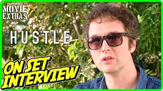 "THE HUSTLE | Chris Addison ""Director"" On-set Interview"