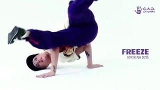 "Hip Hop Dance - 21 - B-boy Stance, Pauza w ruchu, Freeze - KidzZone - Ania ""YouYa"" Jujka"