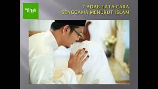 Ternyata Begini Cara Yang Benar Berhubungan Dengan Istri Menurut Islam