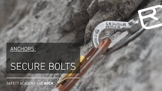 Anchors: Identifying secure bolts