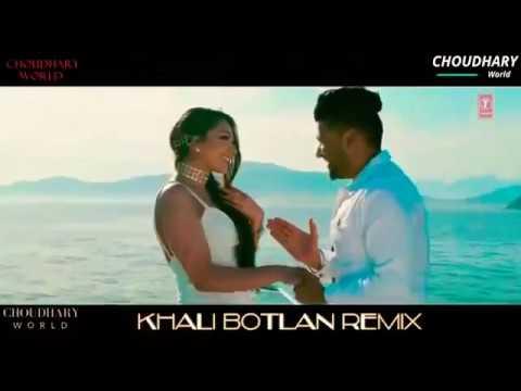 Guru Randhawa - Khali Bottlan Remix | Album Page One | Latest Punjabi Songs 2018