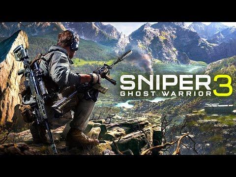 Трейлер к Sniper: Ghost Warrior 3